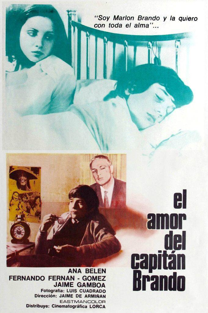 """""""El amor del Capitán Brando"""" (Jaime de Armiñán, 1974) con"""