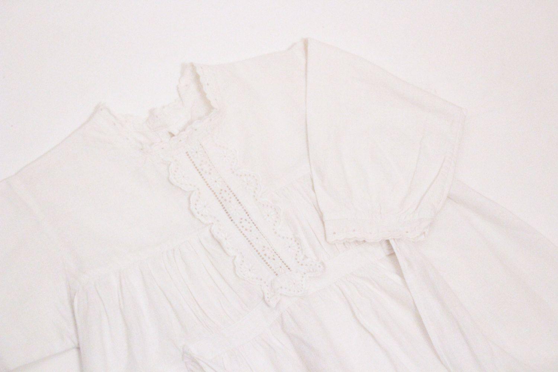 Antique Christening Gown Vintage Christening Dress