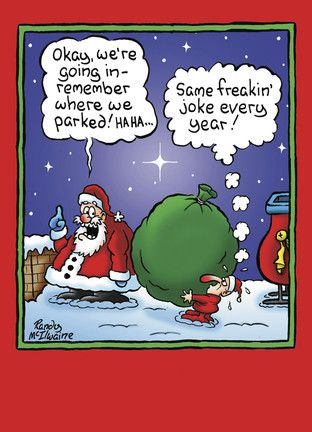 Clever Christmas Puns