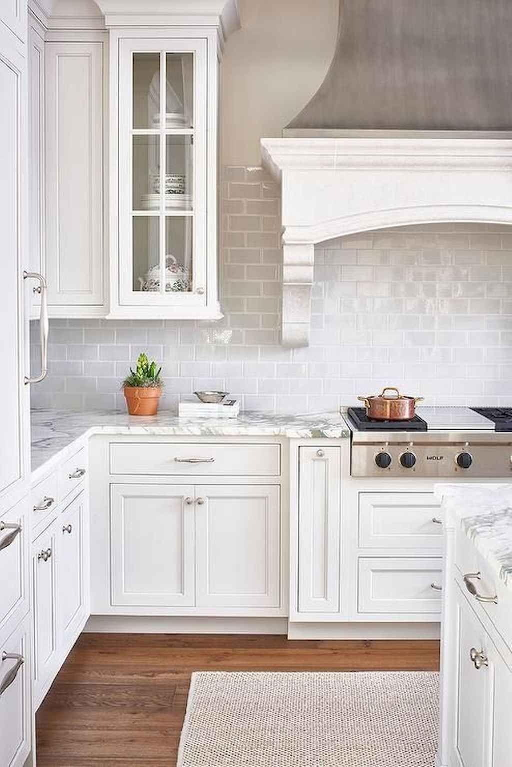 31 Amazing White Kitchen Backsplash Ideas in 2020 ...