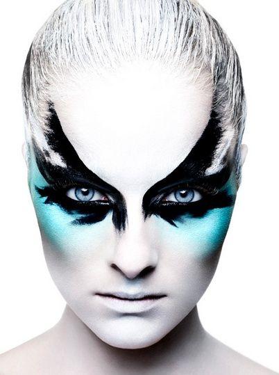 Halloween makeup Макияж Pinterest Maquillaje, Maquillaje de