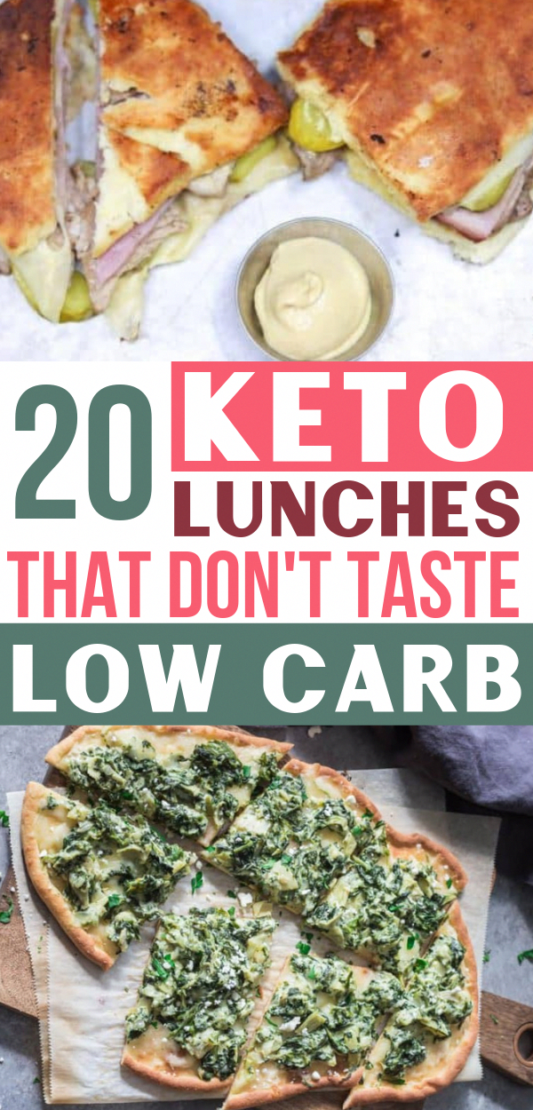Yes, finally keto lunches that dont taste low carb!! So many EASY ketogenic lunch recipes to choos