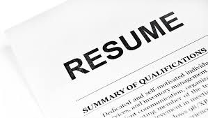 certified resume writers