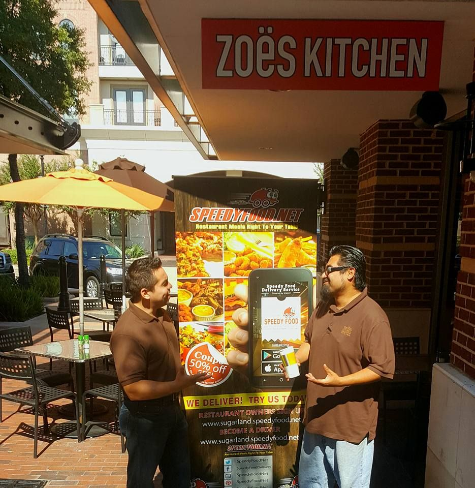Zoe S Kitchen In Sugar Land Town Center Has Been A Fantastic Partner Allowing Sdyfood