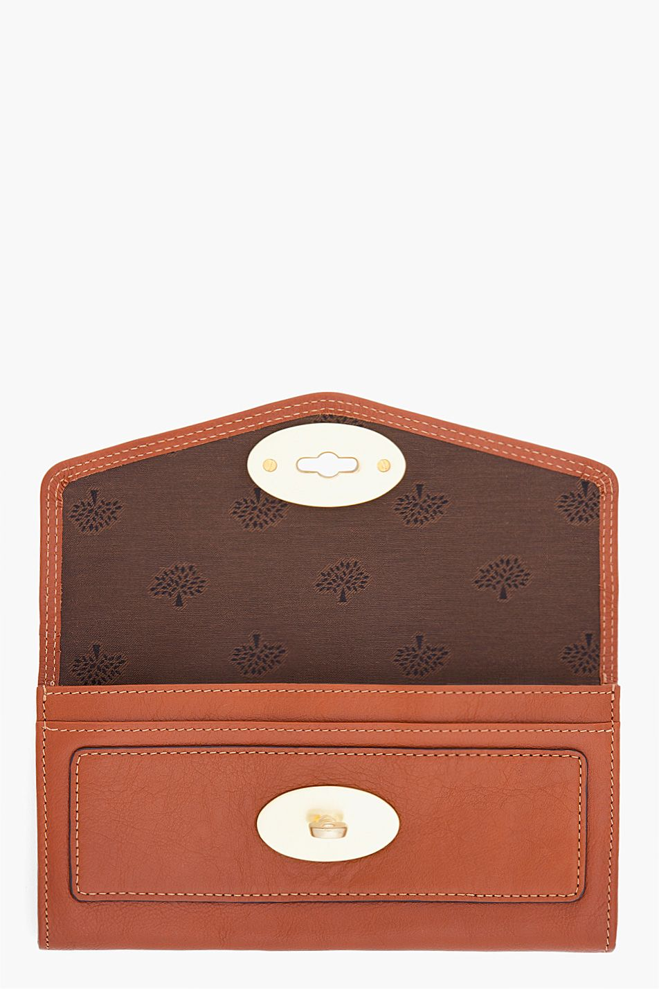 MULBERRY Postmans Lock Continental Wallet Soft Buffalo   Carry ... 81ef01c76a