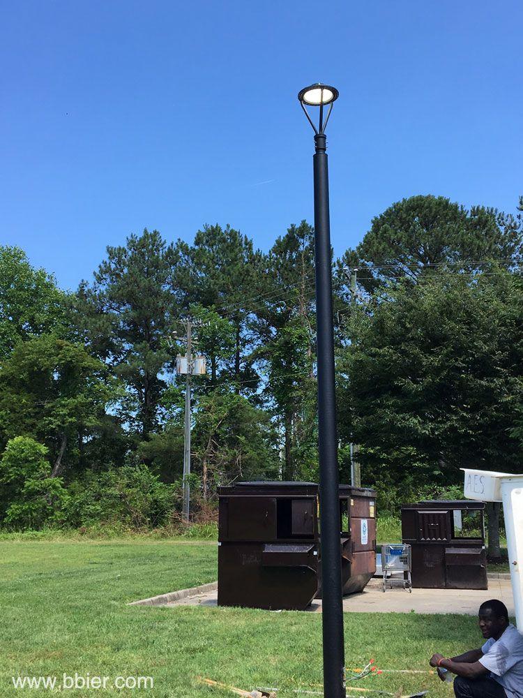 Led Post Top Light Fixtures Area Lights Area Lighting Lights