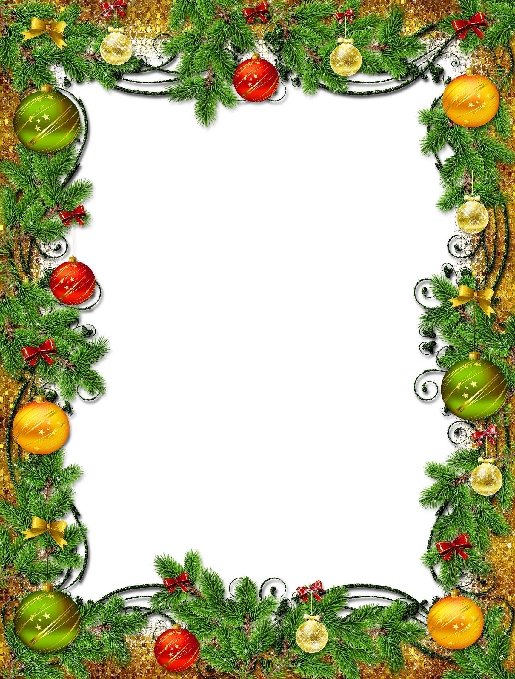 Xmas Picture Frame Ornaments | Framejdi.org