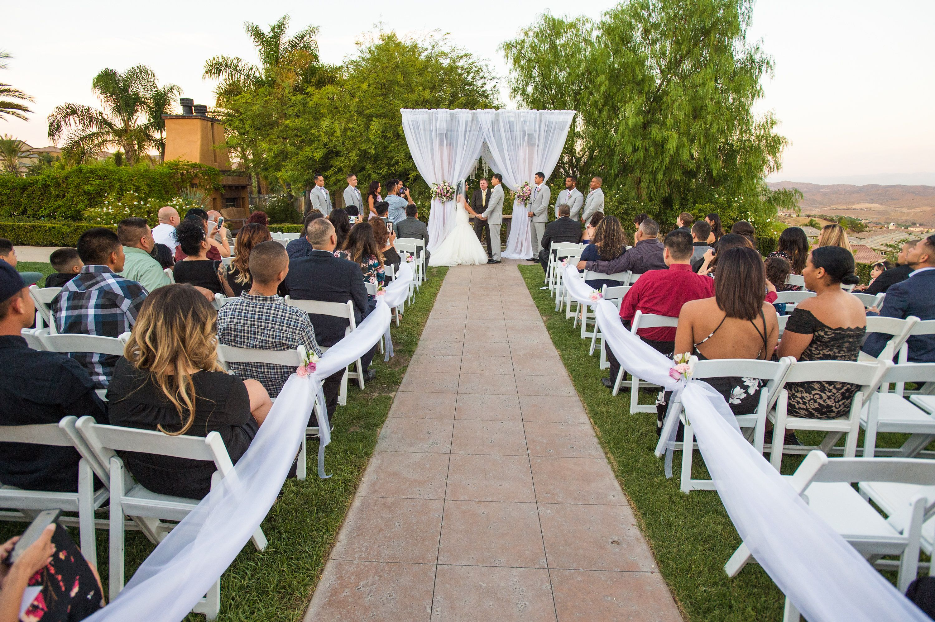 The place to wed in Corona, California. This venue is ...