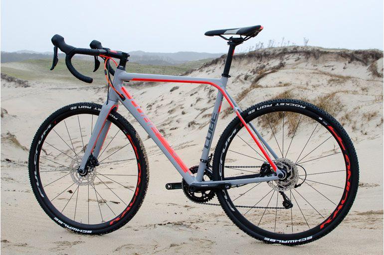 Review Cube Cross Race Pro Cyclocrosser Racefietsblog Nl Racefiets Fietsen Trapas