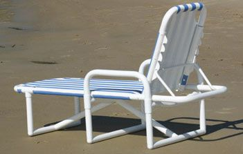 PVC Patio Furniture - use existing cushions for dimensions | Pvc ...