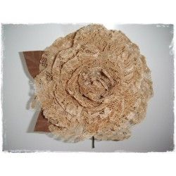 Flor de encaje
