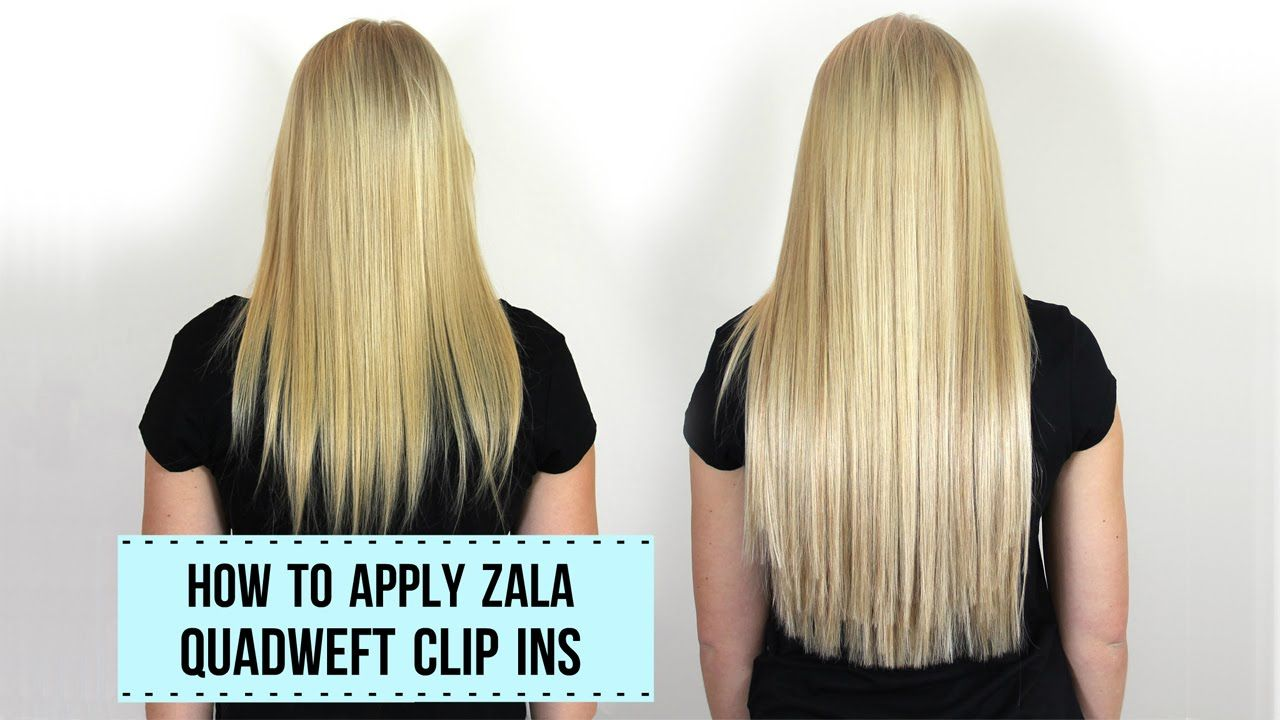 Seamless Clip In Hair Extensions 200gr 20 Inches Of Human Remy