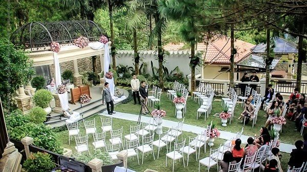 Hillcreek gardens at tagaytay philippine wedding venues for Tagaytay wedding venue