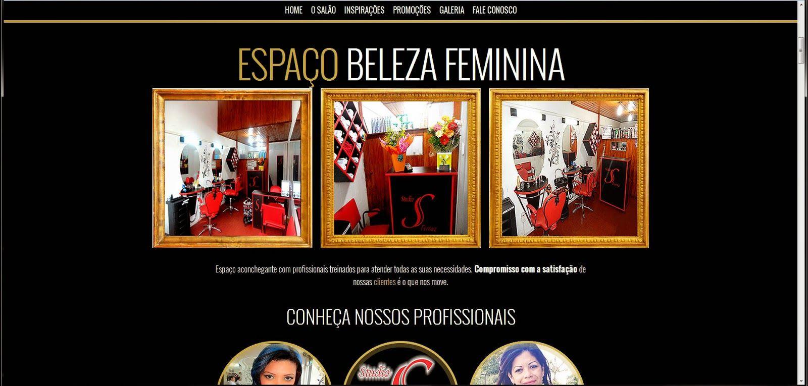 Vivian Ferraz: Site do Studio S Ferraz