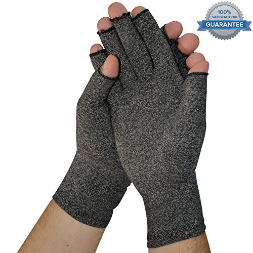 9e9f9df8a1 Arthritis Compression Gloves by Vive - Relief for Arthritis in Hands &  Finger Joint Pain