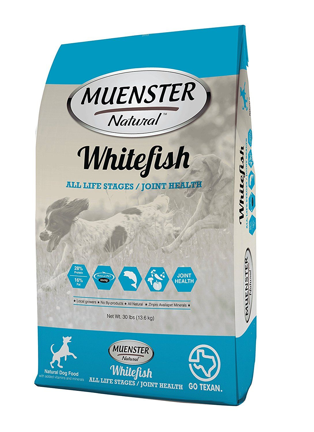 Natural White Fish ALS Dog Food >>> You can find more