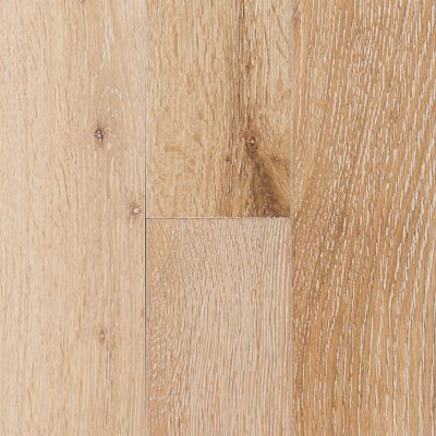 Best Nougat Oak Wire Brushed Solid Hardwood Hardwood 400 x 300
