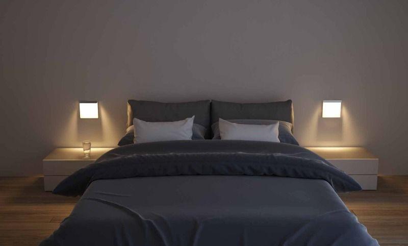 die stylischen led leuchten qod von osram lampen licht pinterest schlafzimmer led. Black Bedroom Furniture Sets. Home Design Ideas