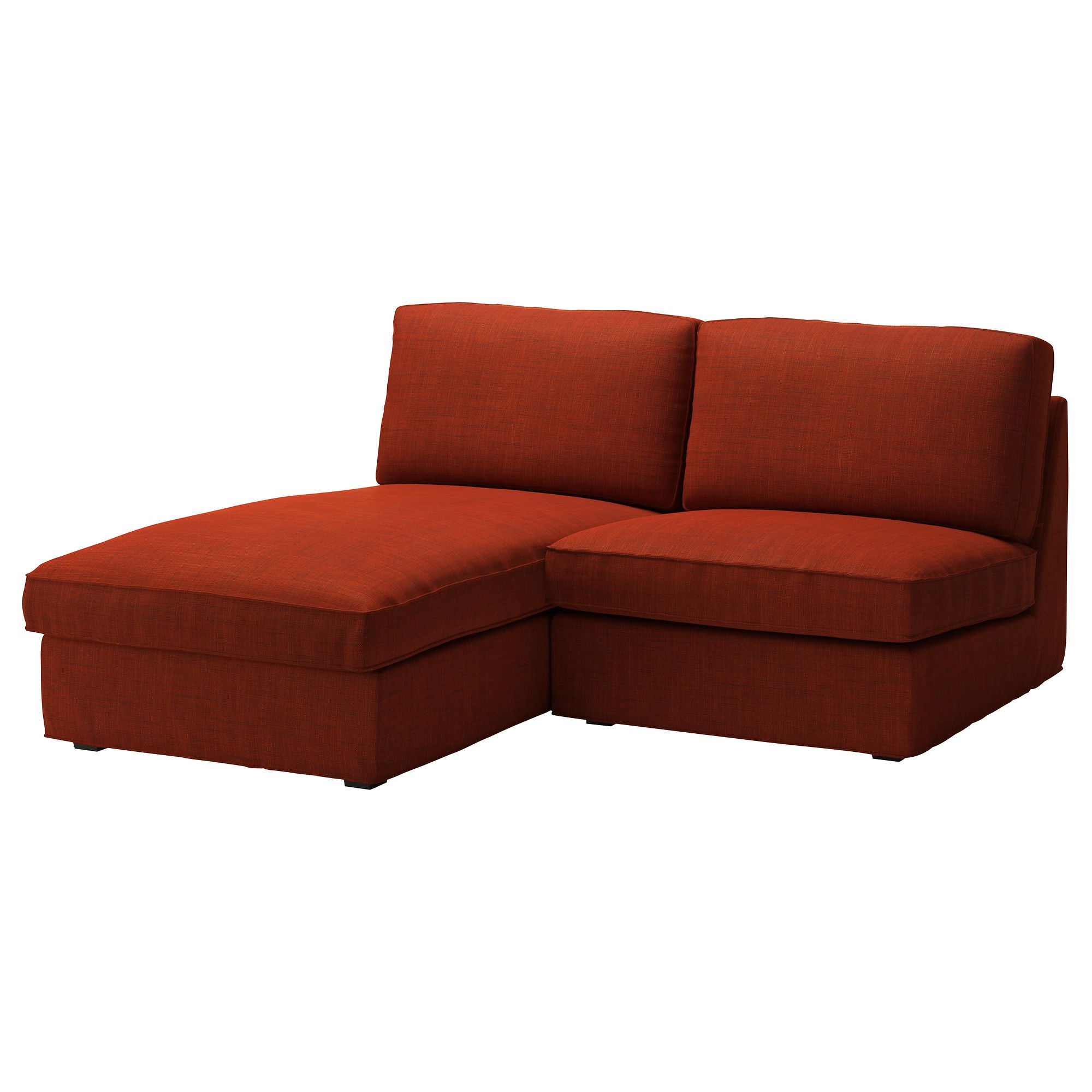 KIVIK One Seat Section With Chaise Longue