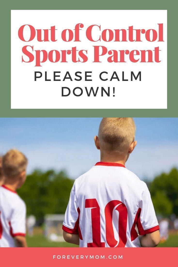 Pin On Sports Parenting