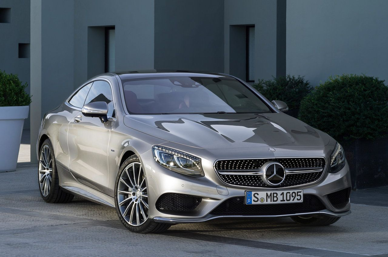 2017 Mercedes Benz Coupe Features Specs Price Release Date