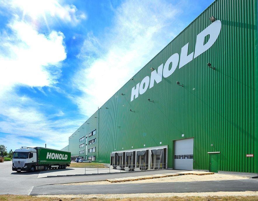 Honold Logistik Immobilien NeuUlm 20.000 qm Pharma