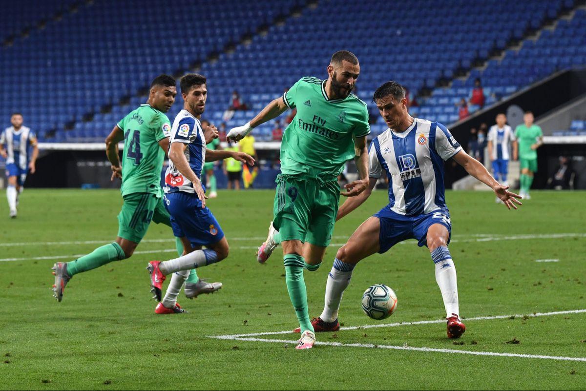 Espanyol 01 Real Madrid ⚽️ 45' Casemiro 28.06.2020 La
