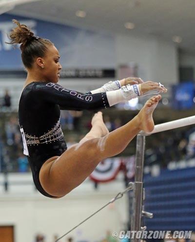 kytra hunter2014 ncaa regionals gymnastics