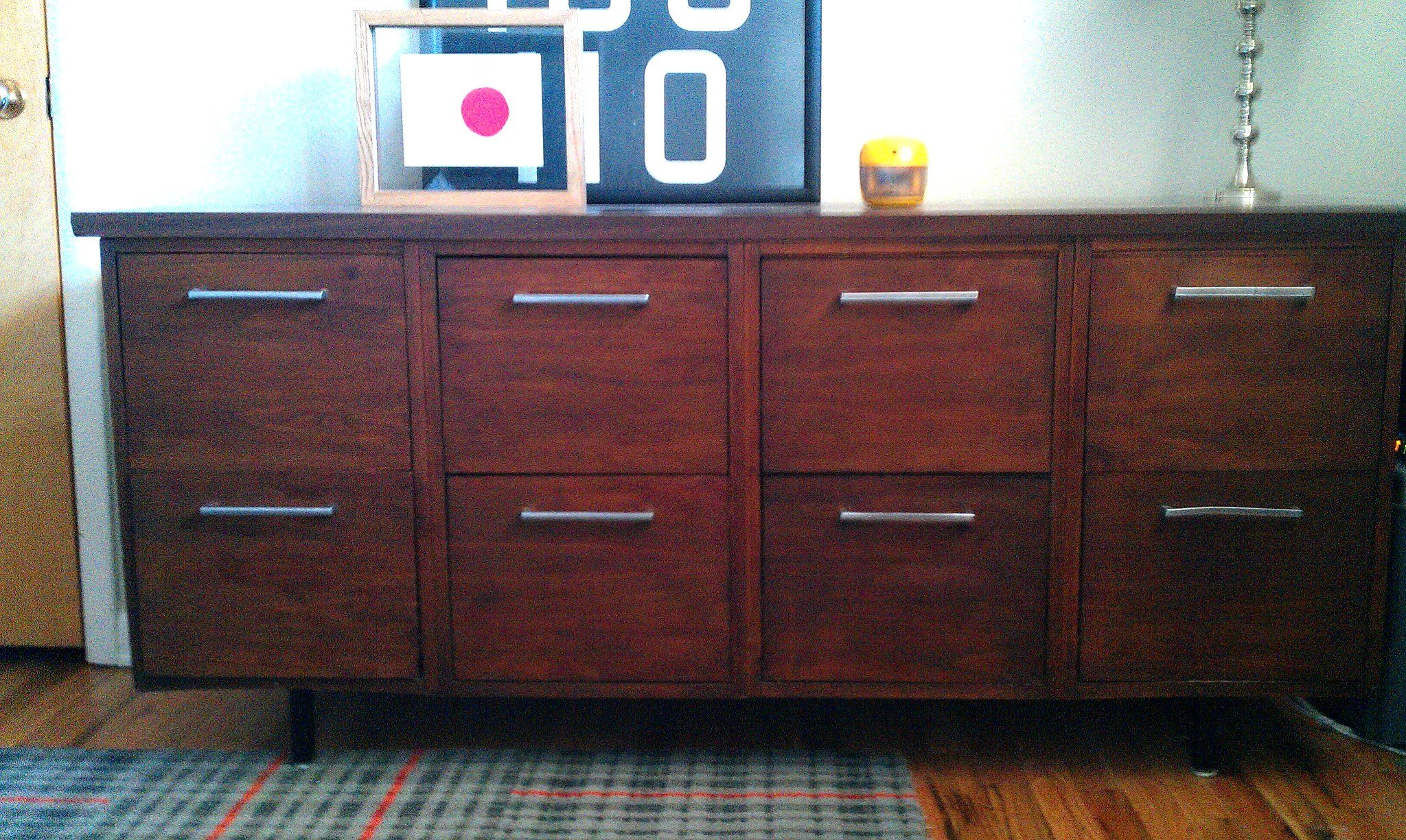 American Made Mid Century Filing Cabinet. Iu0027m Drooling   Iu0027d