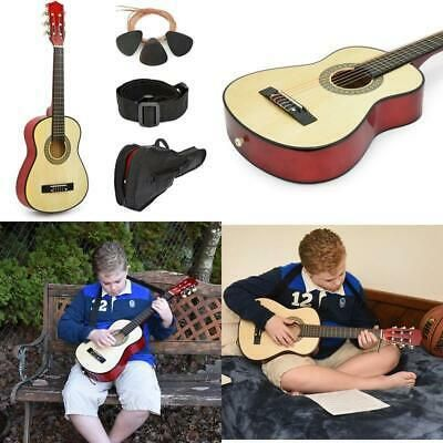 Natural Wood Guitar With Case And Accessories For Acoustic Guitar For Sale Guitar Kids Boys