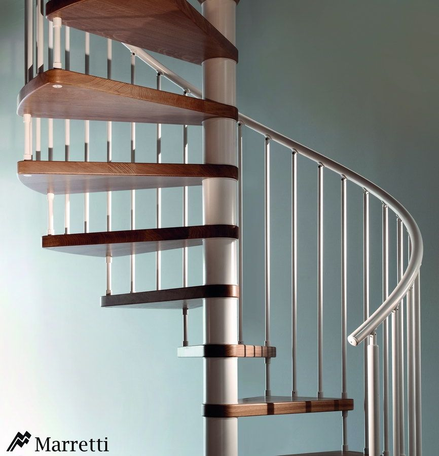 de marretti coleccin asequible escaleras de interiores caracol de firma italiana escalera de nueva coleccin acero de madera