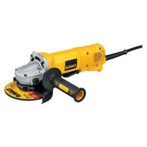 4 1 2 In Small Angle Grinder D28402w At The Home Depot Angle Grinder Dewalt Dewalt Power Tools