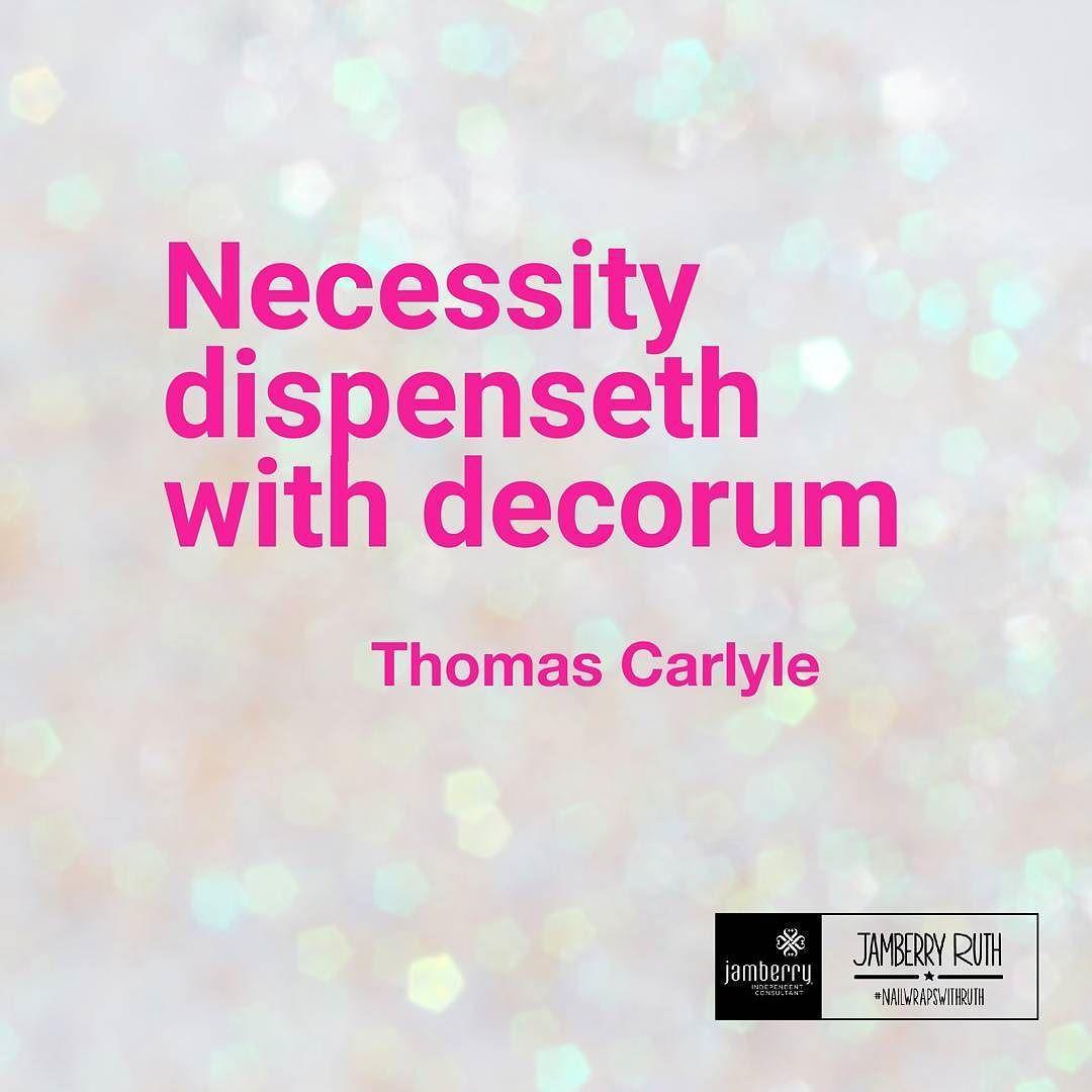 #quote #decorum #necessity #quoteoftheday #motivationalquotes #thinksocial