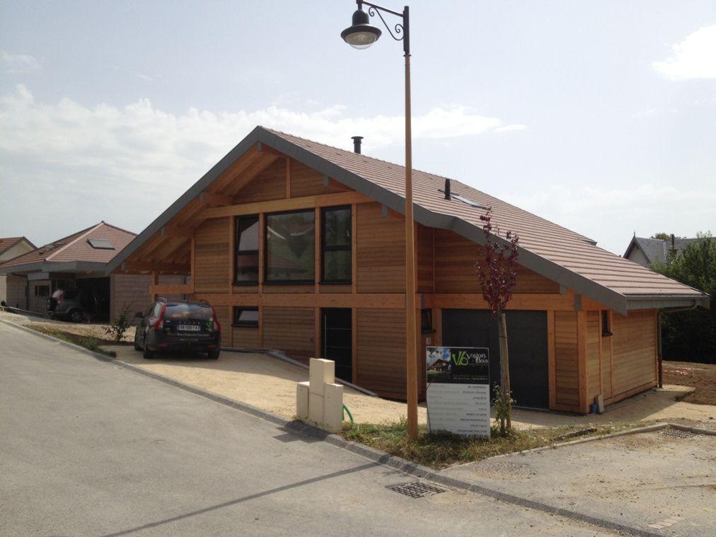 Constructeur maison ossature bois bbc haute savoie 74 for Constructeur maison haute savoie