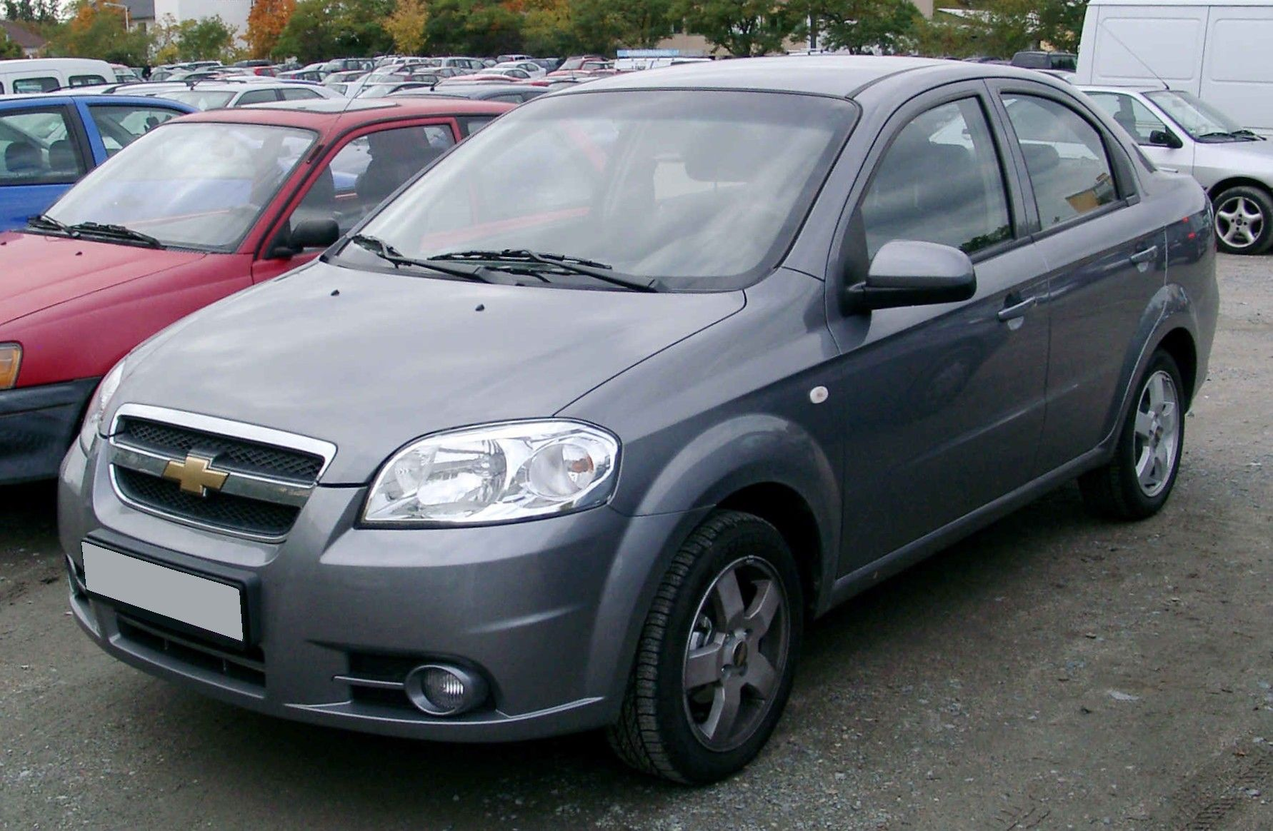 Missing Link Chevrolet Aveo Subcompact Cars Vehicles