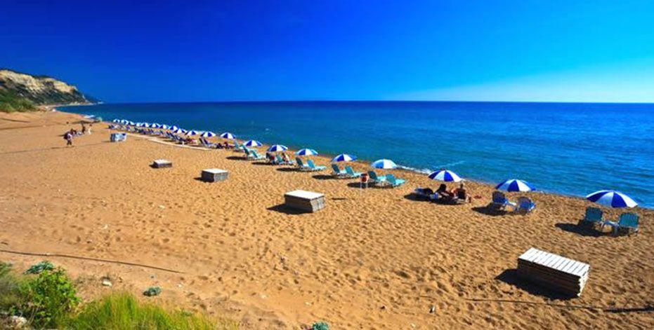 Corfu...by the sea!