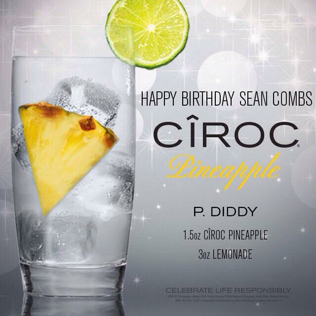 Ciroc Pineapple #Vodka Alcoholic Drinks/ Cocktail