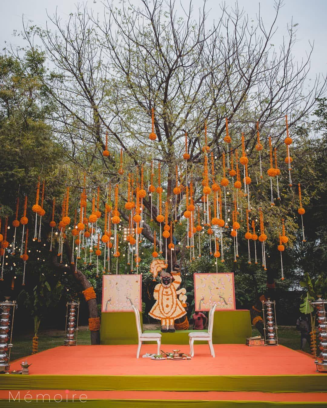 Wedding decorations clipart december 2018 RadhikaParth  wedding   Deco  Sangeet Decoration in