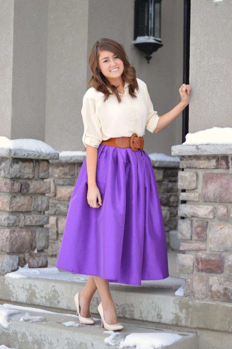 big poofy skirt   rachel sayumi b l o g   Pinterest ...