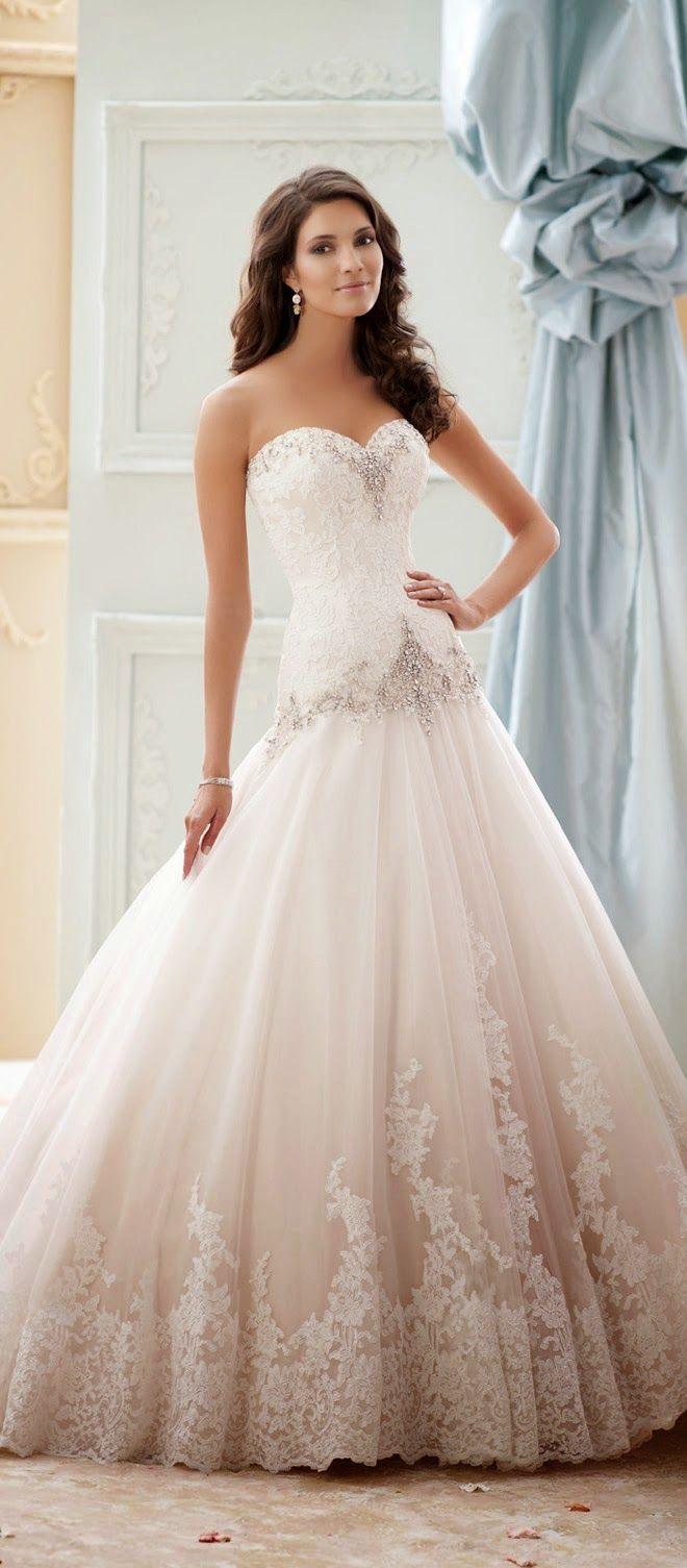 Best Wedding Dresses of 2014 | Hochzeitskleider, Brautkleider und ...