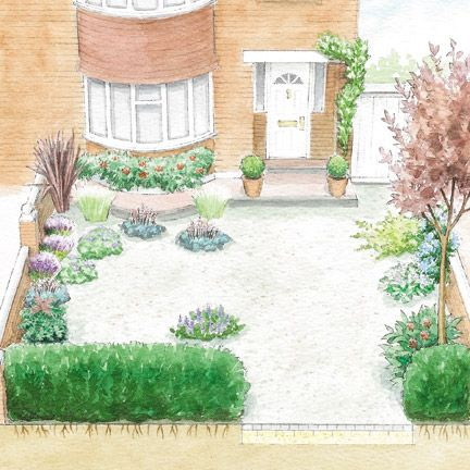 Paving Designs For Front Gardens modern garden design ideas want additional info click on the image Permeable Pavingrhs Gardening