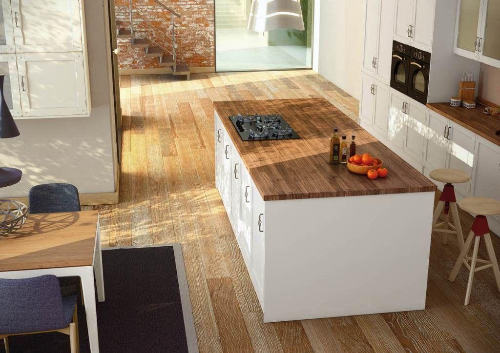 Küchenarbeitsplatten aus Holz Infos, Preise, Bilder und Erfahrungen