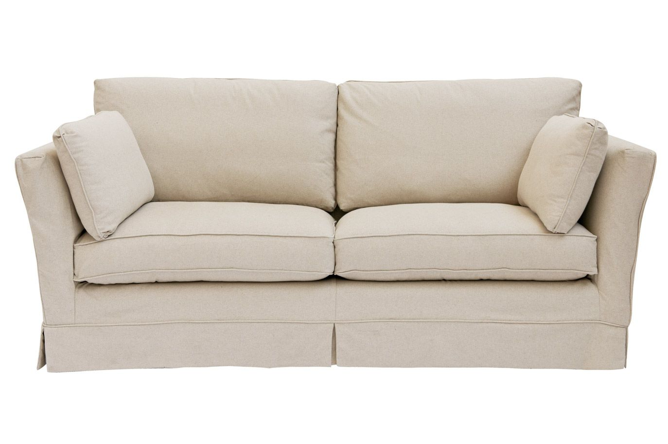 Norfolk Upholstered Large 2 Seater Sofa Laura Ashley Made To Order