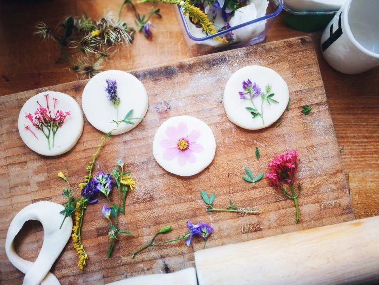Photo of Den Sommer konservieren | Basteln mit Salzteig – Tipps und Tricks | Shades of Nature