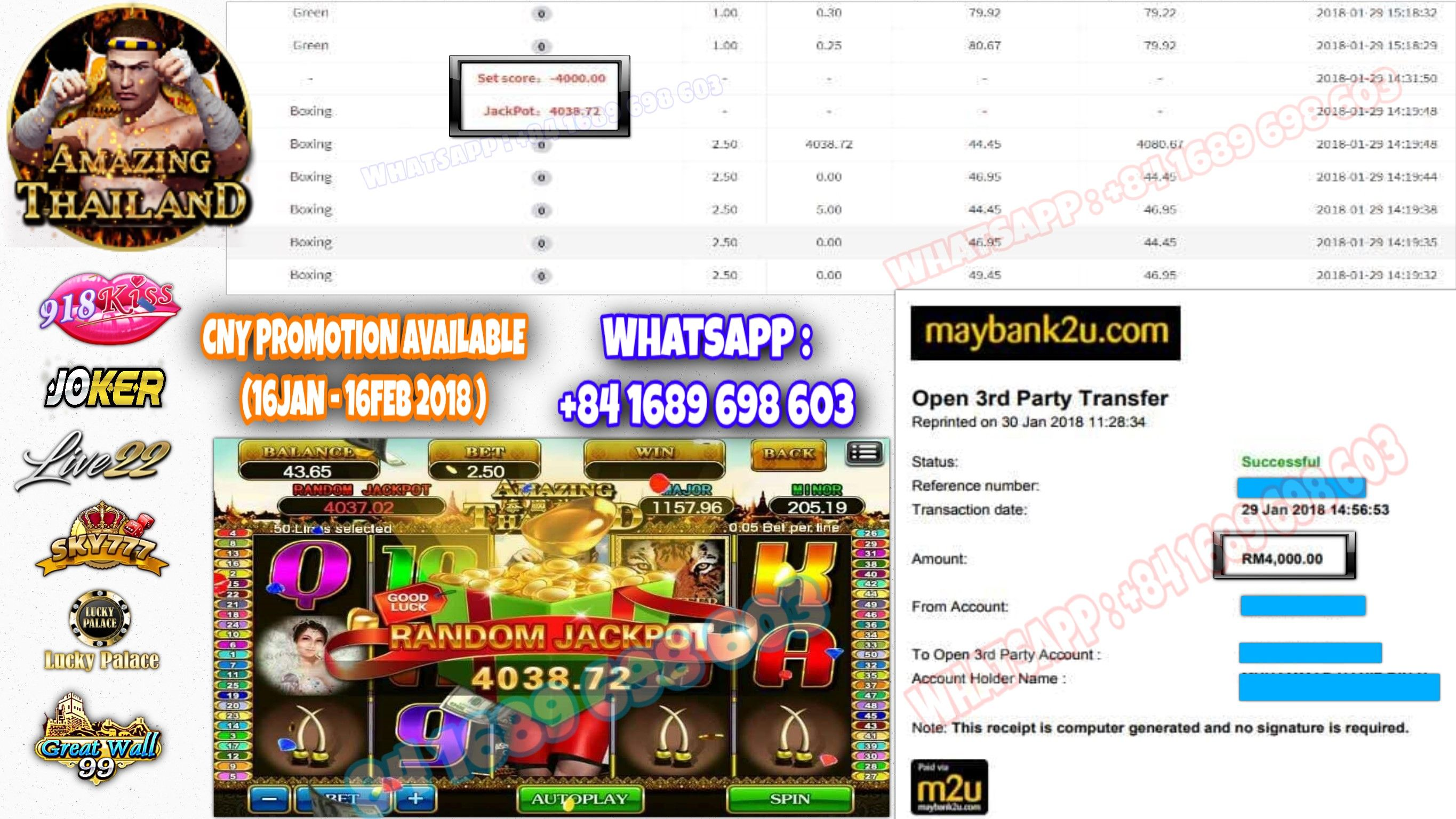 #scr888 #joker123 #sky777 #live22 #lpe88 #gw99 ️ WELCOME BONUS 30% ️ REFER BONUS 20%…