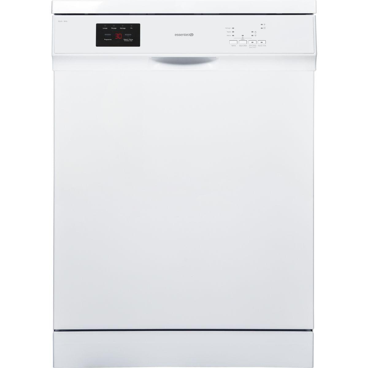 Lave Vaisselle Encastrable 60 Cm Siemens Sn55m248eu Lave