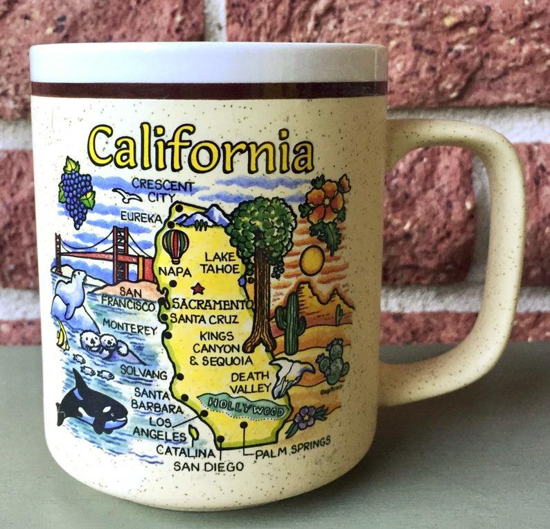L Endroit Ou Acheter Et Vendre Tout Le Fait Main Retro California Napa San Francisco California Tourist Attractions