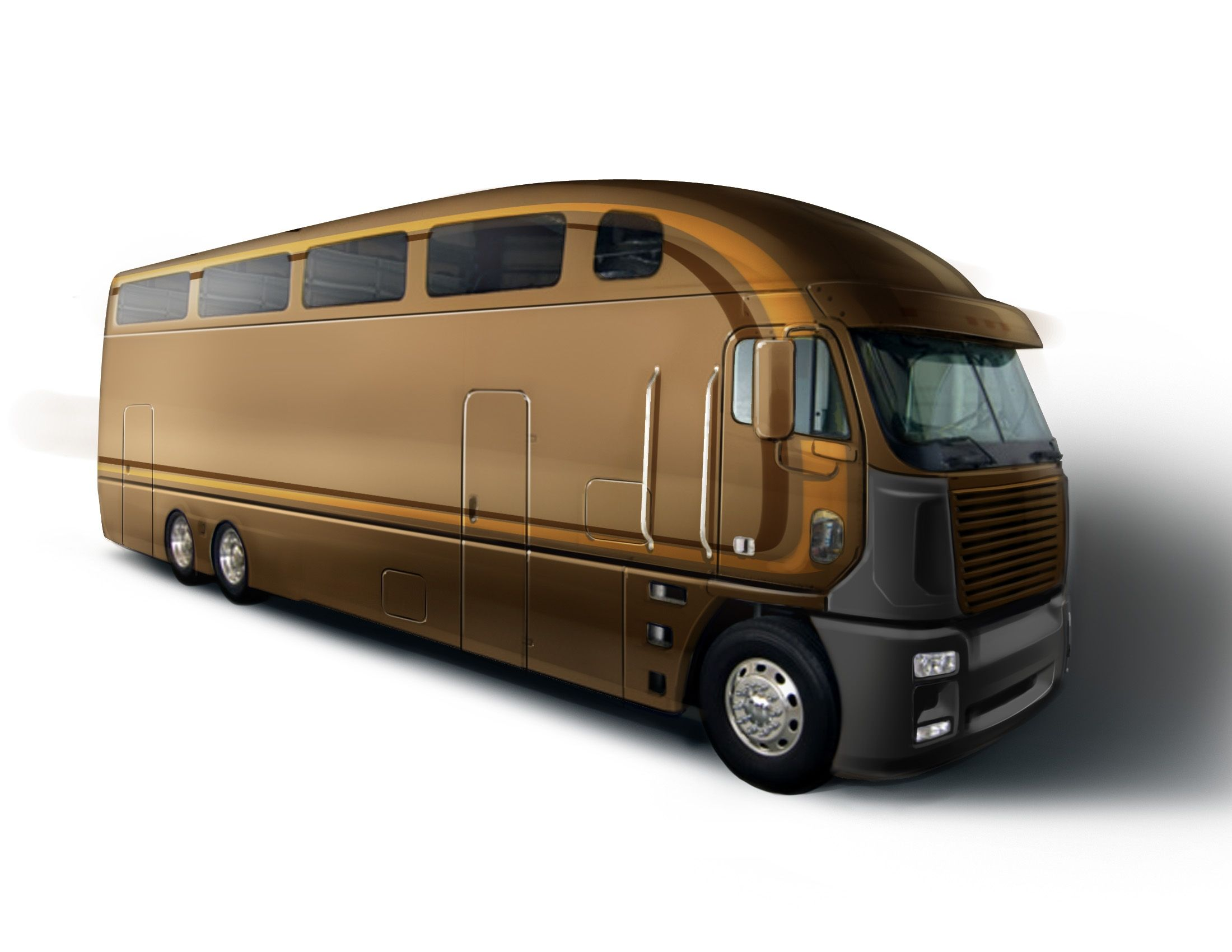 Custom Luxury Travel Trailers Powerhouse Custom Coach