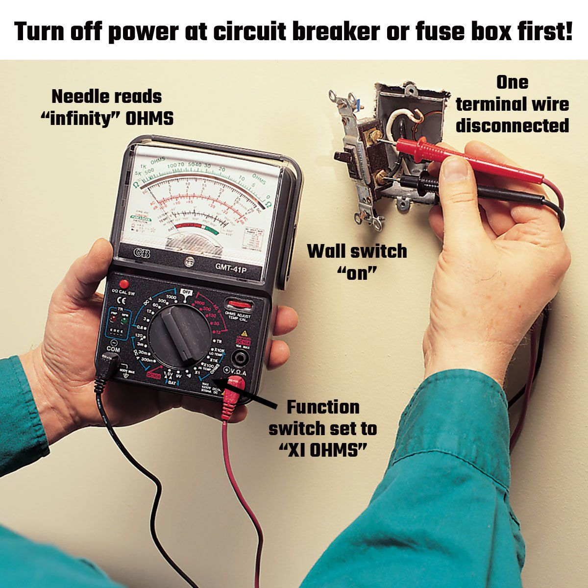 A guide to multimeters and how to use them home