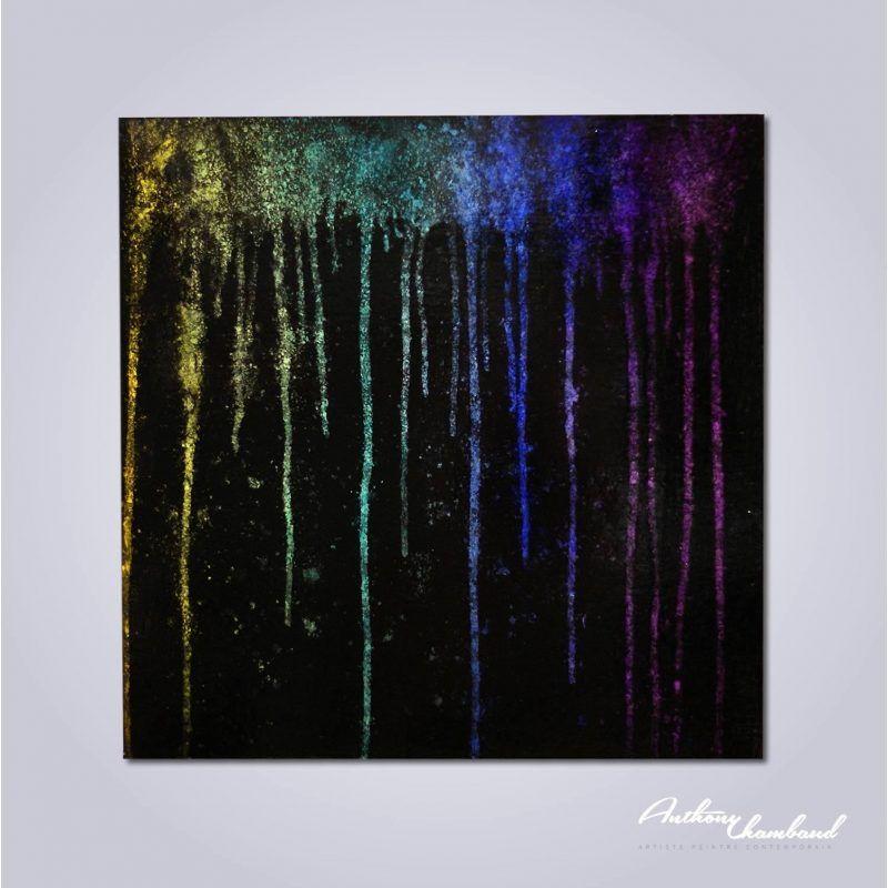 Peinture Flashy Kromaatiline Peinture Multicolore Peinture Qui